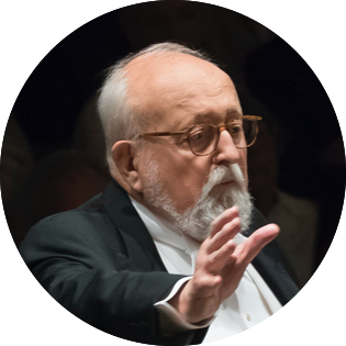 2018 - Krzysztof Penderecki zu Gast beim argovia philharmonic