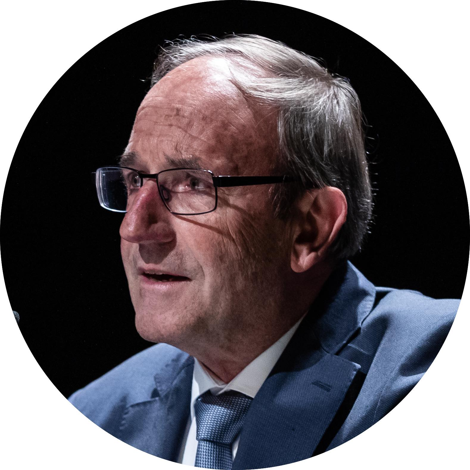 2007 - Jürg Schärer wird Präsident