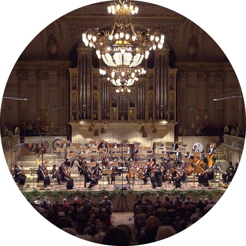 2008 - Debut in der Tonhalle Zürich